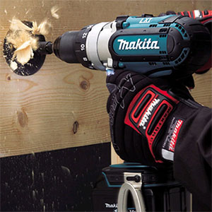 Makita power drills are of good quality for a decent pricing