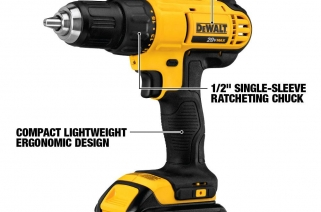 Best cordless power drill & impact driver